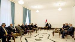 Al-Kadhimi to Jordan's delegation: Iraq looks forward to further cooperation