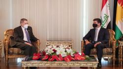 "Kurdistan's Barzani:  US-Iraqi dialogue is a ""framework for the sustainability of relations"""