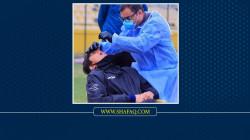 شرار حيدر يدق ناقوس الخطر على الكرة العراقية بسبب كورونا