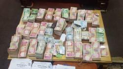 في العراق .. اعتقال عصابة تزيف عملة 100 دولار امريكي والإطاحة بامرأة سرقت 90 مليون دينار