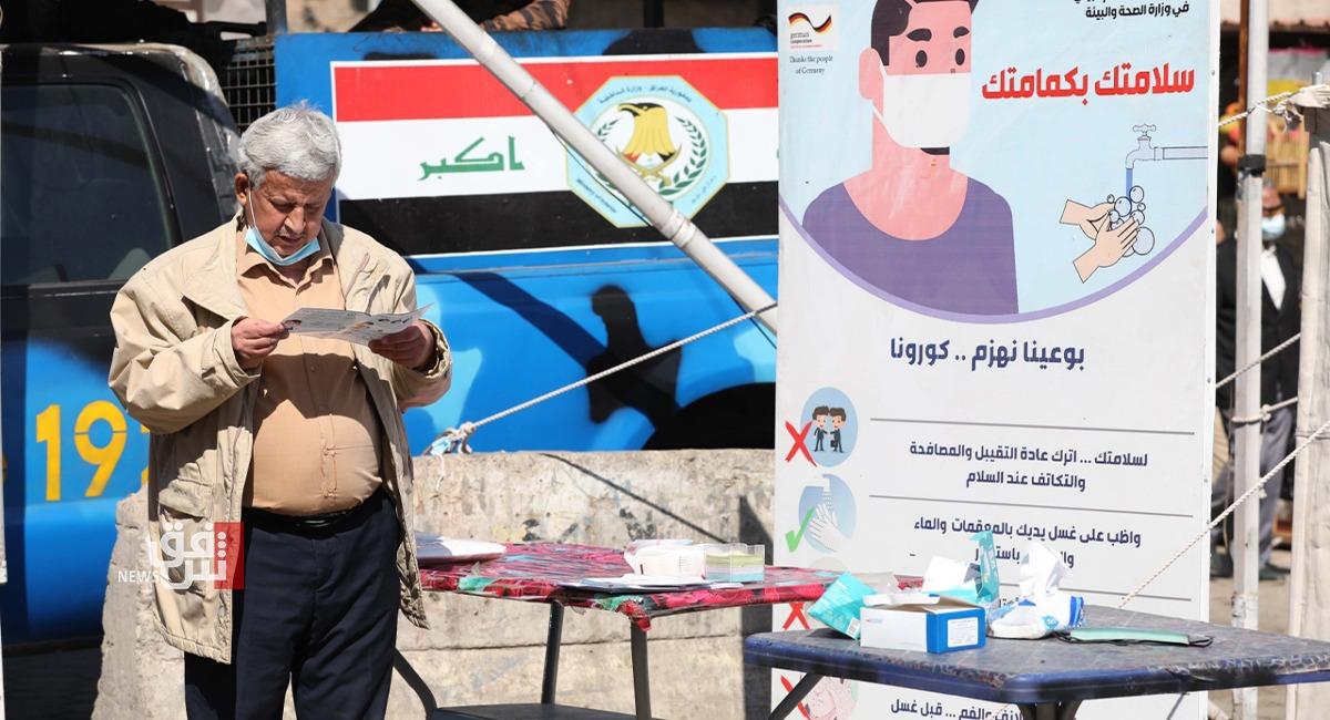 تقرير غربي يحذر: العراق يسير نحو الوقوع في شرك كورونا