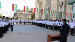 قيود كورونا تقلص دوام مدارس إقليم كوردستان في خانقين