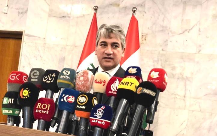 حكومة كوردستان تعلن تفاصيل جديدة عن رواتب الموظفين واتفاقها العسكري مع بغداد