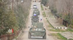 دورية روسية على حدود الادارة الذاتية وتركيا (صور)