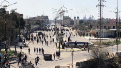 سقوط 6 جرحى في المواجهات بين القوات الامنية ومحتجي الناصرية