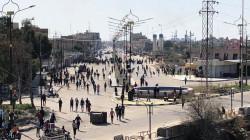 Three injured in the bloody clashes in Nasiriyah