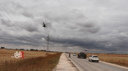 Russian Helicopter crashes Northeast Syria