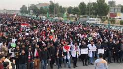 """Najaf demonstrators declare a """"truce"""" in conjunction with Pope Francis's visit"""