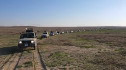 انطلاق عملية عسكرية عراقية لتعقب بقايا داعش على الحدود السورية