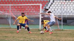 الدوري العراقي.. ثلاث مباريات تنتهي بنتيجة واحدة بينها ديربي كوردستان