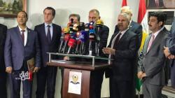 وفد من حكومة اقليم كوردستان يزور بغداد