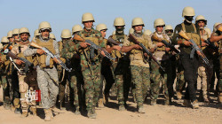 Iraqi forces launch a security operation in Diyala