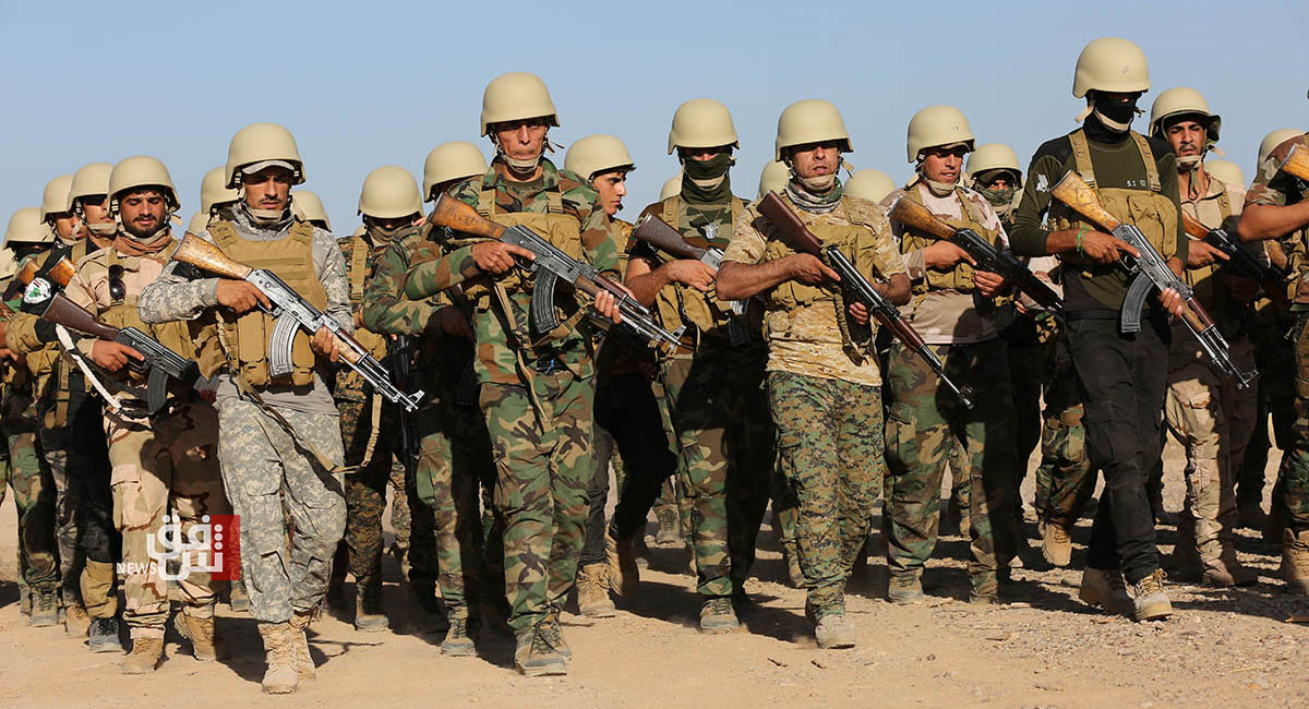 Security forces launch a military operation in Diyala and Saladin