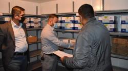 The COVID-19 vaccine finally arrives in Dhi Qar and Diyala