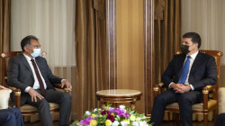 Pope's visit is an opportunity of coexistent and tolerance, Kurdistan's Barzani