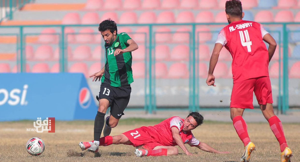 جولة جديدة لدوري الكرة الممتاز وديربي بغدادي يجمع الزوراء والطلبة