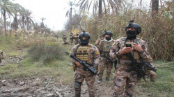 Iraqi security forces protect villages in Diyala