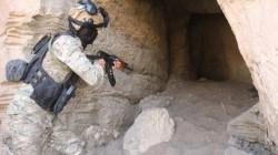 """العثور على شبكة أنفاق تضم كتبا وخرائط """"مهمة"""" لداعش جنوب شرق كركوك"""