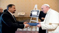 """تحالف العامري يغرد خارج سرب الفصائل ويصف زيارة البابا بـ""""التاريخية"""""""