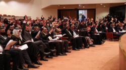 وزيرا المالية والتخطيط يصلان للبرلمان لحسم مشروع قانون الموازنة