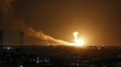 قصف صاروخي يستهدف معسكراً يتواجد فيه جنود أتراك في محافظة نينوى