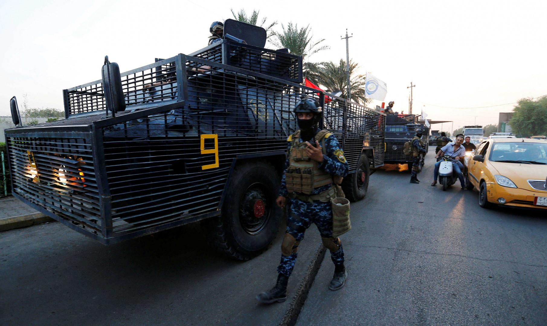 سماع دوي انفجارين شديدين شرقي العاصمة بغداد