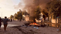 Clashes between demonstrators and security forces renew in Najaf