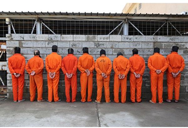 """اعتقال مغتصب طفل في الديوانية و""""إرهابيين"""" في بغداد"""