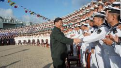 """الصين تتخطى أمريكا وتصبح """"أكبر"""" قوة بحرية في العالم"""