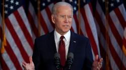 بايدن يقول إن خطته لتحفيز الاقتصاد الأمريكي ستساعد بالتغلب على الصين