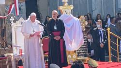 البابا: التناقص المأساوي في أعداد المسيحيين في العراق والشرق الأوسط هو ضرر جسيم