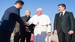 لماذا اضحك ترحيب طالباني البابا فرنسيس؟