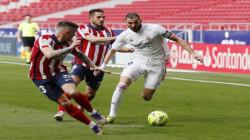بنزيما يخطف تعادلا قاتلا في ديربي مدريد