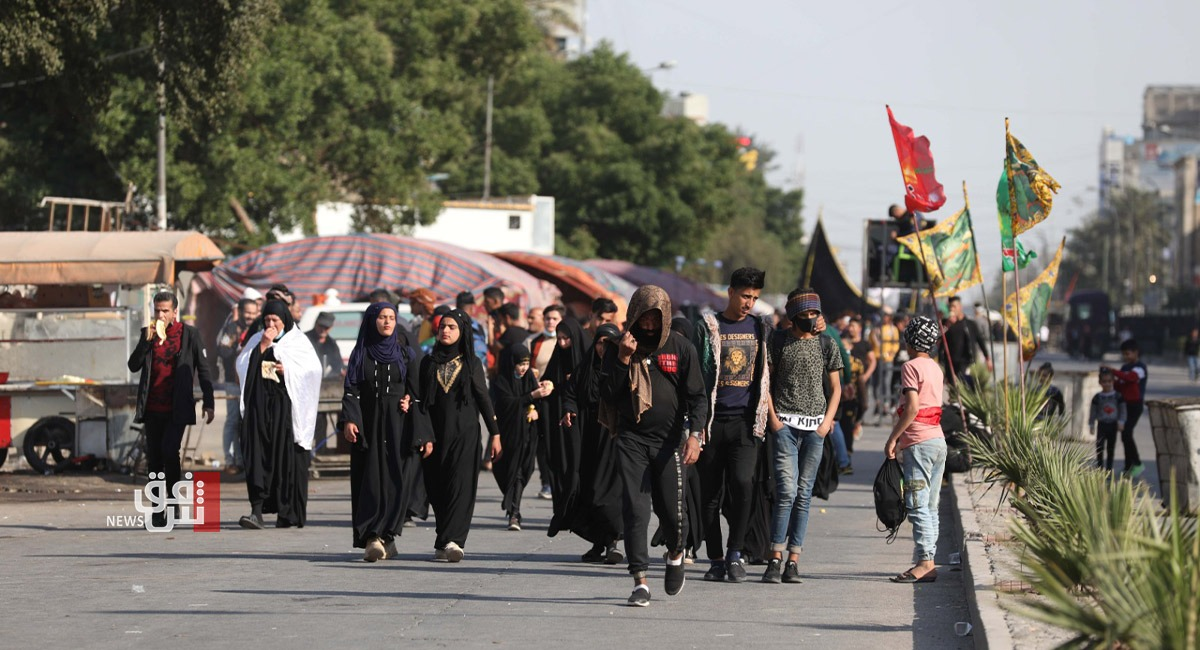 PMF foils a plot to target Arbaeen pilgrims in Baghdad