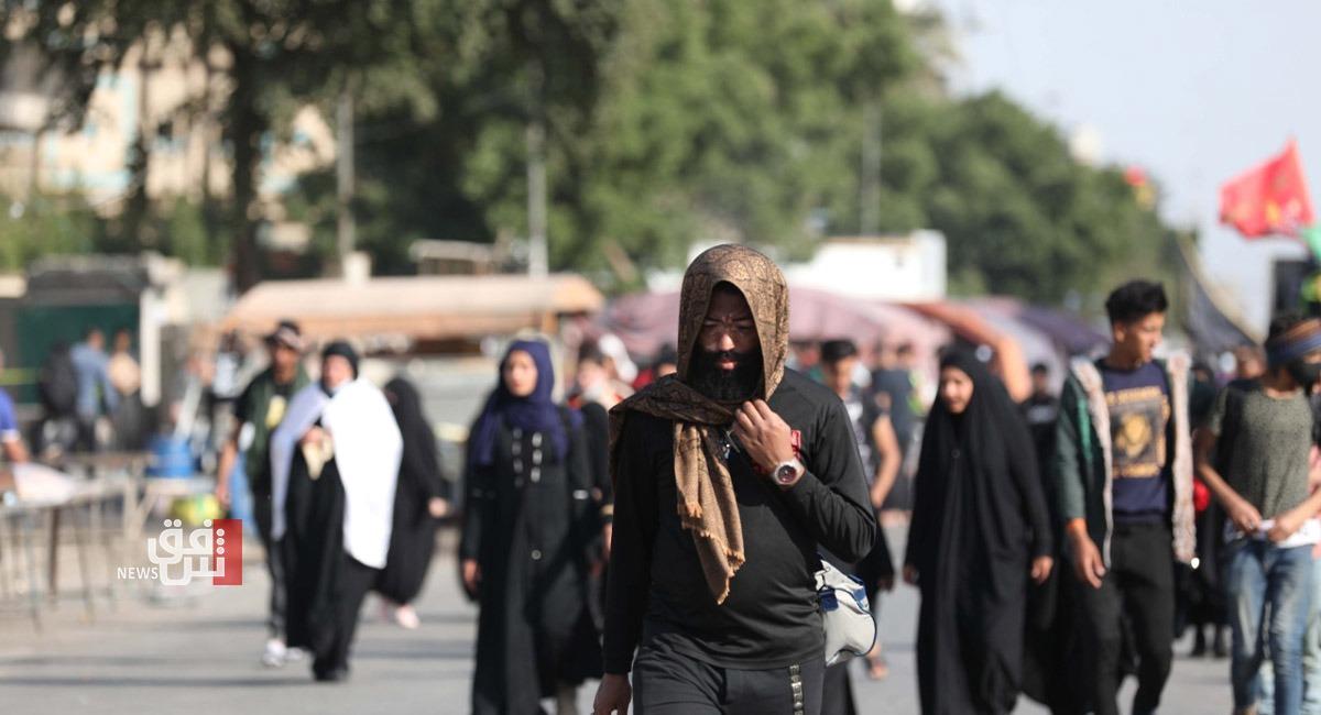 بدلاً من 40 ألفاً.. العراق يسمح بدخول 80 ألف أجنبي لأداء الأربعينية