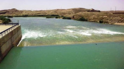 Low rainfall and outflows affected water deserves in Diyala river dams, official says