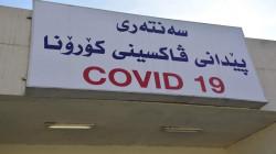 خمس وفيات و361 إصابة جديدة بكورونا في إقليم كوردستان