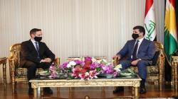 نيجيرفان بارزاني: النازحون واللاجئون في كوردستان بحاجة لمزيد من المساعدة والدعم الدوليين