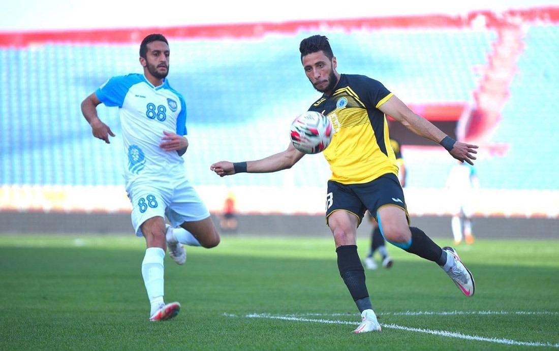 امانة بغداد يفوز على الطلبة بعشرة لاعبين