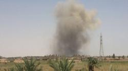 Iraqi warplanes strike ISIS locations in Saladin