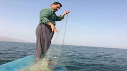 إقليم كوردستان يحظر صيد الأسماك واستيراد نوع منها