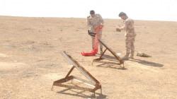 اعتقال مسؤول بداعش وضبط منصات إطلاق صواريخ في نينوى والأنبار