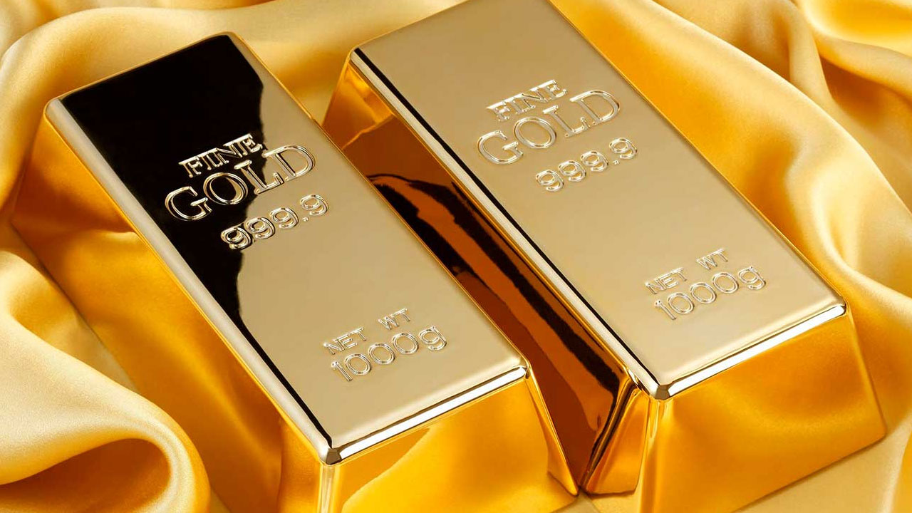 Global gold - America first and Iraq in 38th place in the largest reserves of the precious metal