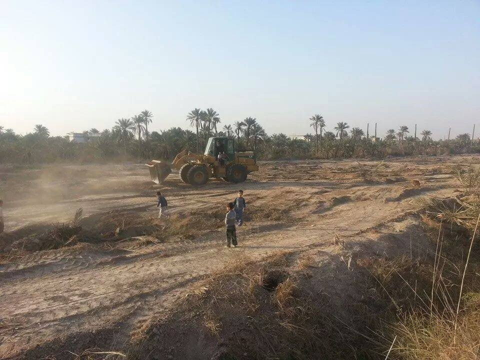 Bulldozing continues in Jalawla despite suspensive orders from Baghdad, locals say