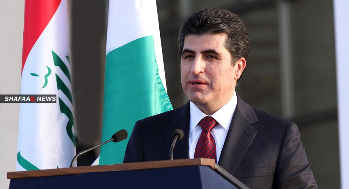 Kurdistan's Barzani: to work together for a better future