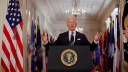 """President Biden condemned """"hate crimes"""" against Asian Americans"""
