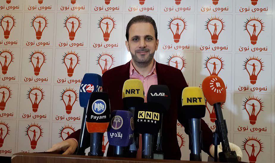 عبد الواحد: لا يمكن التعويل على الاتفاق بين أربيل وبغداد في إرسال حصة الإقليم بالموازنة