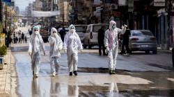 حالة وفاة  واحدة و55 إصابة جديدة بفيروس كورونا في شمال وشرق سوريا