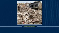 صور.. منازل آيلة للسقوط في الموصل القديمة تهدد حياة السكان
