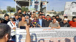 "Wasit protestors warn of a ""corrupt political plan"""
